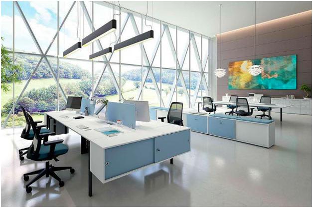 thiết kế thi công văn phòng tại đà nẵng